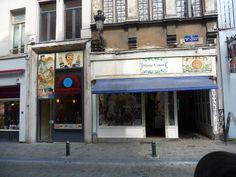 theatre toone, marie-cotom, belgium