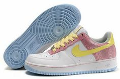 meet 565bb c58f0 Nike Air Force 1 Womens Easter Egg White Red Yellow shoesshoesshoes  Luftvåben 1, Nike