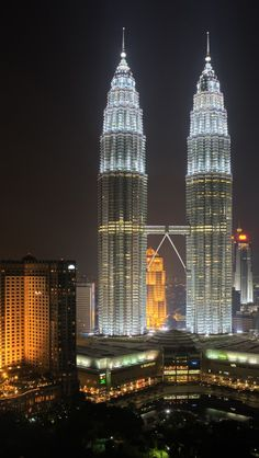 This was my view in my apartment room back in Kuala Lumpur. How I miss KL. One day, I'll be back.