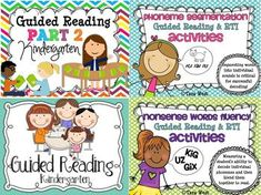 Little Minds at Work: Kindergarten Guided Reading/Daily 5 Block! All in one post! Guided Reading Groups, Reading Lessons, Reading Strategies, Reading Activities, Reading Post, Reading Time, Kids Reading, Kindergarten Activities, Kindergarten Freebies
