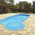 Fotos de Piscinas de Fibra - Sólazer Piscinas - A melhor loja de piscinas de vinil e piscina de fibra do Brasil