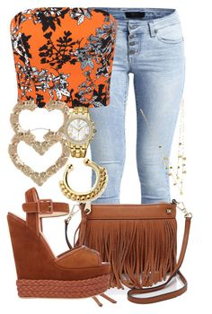 """""""Caught Up."""" by vintageglamgun ❤ liked on Polyvore"""