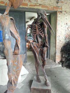 произвольная анатомия ?