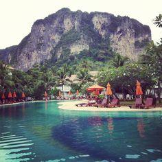 Aonang Villa, Krabi, Thailand