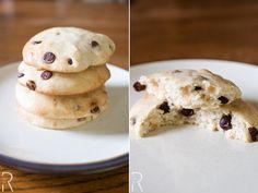Vegan Banana Chocolate Chip Cookies | Vegan Miam