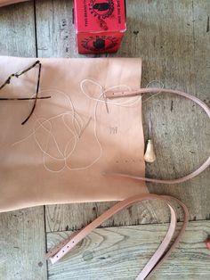 Hand stitching handles