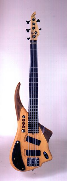 "* ATLANSIA guitars ~ ""Pegasus"" Bass shown ~ Here is their website link > http://www.atlansia.jp/PEGASUS.html ~ and here is an Atlansia guitar video, give it a LISTEN > https://youtu.be/7XOn1BxFdBs ~ The link below is NOT their website, just a fabricated pinterest page ..."