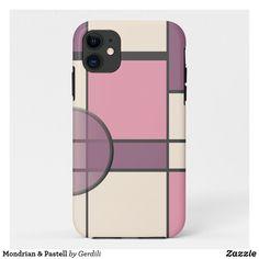 Mondrian & Pastell iPhone 11 Hülle Piet Mondrian, Apple Iphone, Phone Cases, Constructivism, Iphone Case Covers, Graphics, Pastel, Phone Case