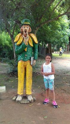 Sítio do Pica pau amarelo em Taubaté