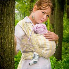 Fidella babywrap -Limited Edition: Shebra vanilla- size 4