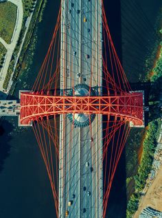 The place for all things drone flying Bridges Architecture, Cable Stayed Bridge, Flying Lessons, Bridge Design, Aerial Drone, Birds Eye View, Aerial Photography, Nature Photography, Nice View