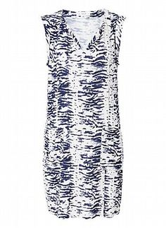 Womens Dresses & Tunics   Tye Dye Shift Dress   Seed Heritage