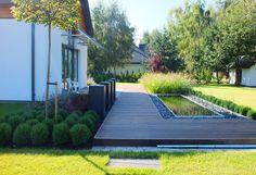 Znalezione obrazy dla zapytania mały nowoczesny ogród