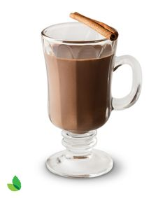 Exotic Hot Chocolate with Truvía® Natural Sweetener