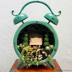 Bring some magic to your home with 14 of the best fairy garden ideas. Learn how to make the perfect DIY fairy garden that will raise a smile time and again. garden accessories The Best Fairy Garden Ideas for Your Home and Garden Fairy Garden Pots, Indoor Fairy Gardens, Fairy Garden Supplies, Gnome Garden, Garden Show, Miniature Fairy Gardens, Fairies Garden, Garden Path, Gardening Supplies