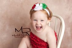 Vintage Inspired Christmas Holiday Shabby Chic Headband. Red Green and White Rose headband Baby girl Holiday Photography prop Gift
