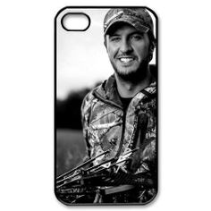 Simple Joy Phone Case, Luke Bryan Hard Plastic Back Cover Case for iphone 4, 4S - PHONE on InStores