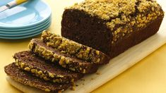 Chocolate-Banana Bread recipe and reviews - Bake banana bread with a whole-grain Cheerios* cereal boost and a chocolate twist.