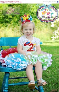 Little Einsteins Birthday Outfit satin trimmed boutique tutu embroidered shirt and over the top bow  sc 1 st  Pinterest & Love this idea. Too pricey to purchase. | K Clothes | Pinterest ...