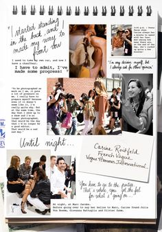 My fashion week with… - Garance Doré