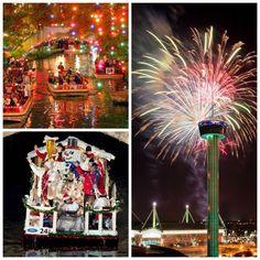 San Antonio local holiday celebrations
