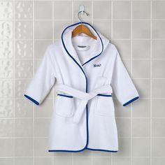 Fresh Start Bath Robe (Blue)  9e788cf31