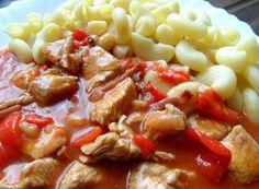 Nejlepší recepty z krůtího masa | NejRecept.cz Macaroni And Cheese, Food And Drink, Cooking Recipes, Meat, Chicken, Ethnic Recipes, Nova, Drinks, Food