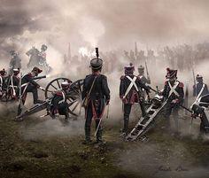 Batalla de Vitoria 1813.Jordi Bru