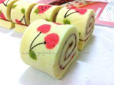 BlogGang.com : : Gibpiko : Paint roll cake
