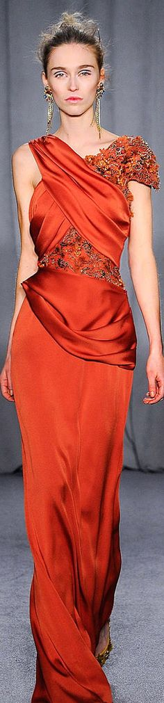 Marchesa -- Fall 2014