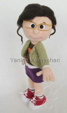 De nieuwste creatie van Yanina Kamyshan.  Kan niet wachten tot het patroon beschikbaar komt!