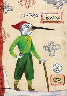 Nora Krug Un Sedicesimo 31 Pinocchio, Fun Illustration, Rare Birds, Beautiful Forest, Hand Type, Childrens Books, Dinosaur Stuffed Animal, Nostalgia, Collage