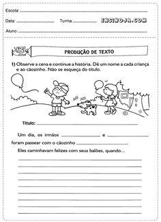 Atividades 1° ano português alfabeto - Ensino Já
