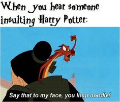 Yup!!<< and mulan is my friend who is trying ( but failing) to hold me back