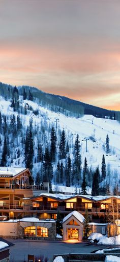 #Jetsetter Daily Moment of Zen: Manor Vail Lodge in Vail, #Colorado