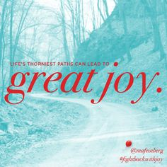 Check out this review of Margaret Feinberg's newest book Fight Back with Joy and find out how joy might be the most powerful weapon you possess.