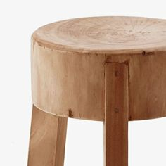 Roger Stool from Originals collection.  http://www.sika-design.com/collections/originals/wooden-stools-and-teak-shelves/roger-stool