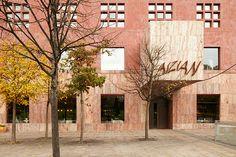 Restaurante Aizian. Bilbao. © Inaki Caperochipi Photography