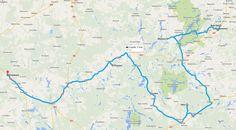 Wyprawa po Kamiennych Kręgach (Kromlech) w Polsce.   Wyprawy Alex i Papa na Blue Planet