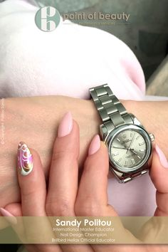 At any one time language is a kaleidoscope of styles, genres and dialects. Pastel Colors, Michael Kors Watch, Bracelet Watch, Nailart, Language, Summer, Accessories, Beauty, Design