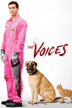 The Voices (2015) - Watch Movies Free Online - Watch The Voices Free Online #TheVoices - http://mwfo.pro/10488916