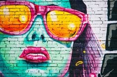 Graffiti & Street Art is a popular wall mural category for all rooms and settings. You can count on high quality and fast and free US shipping with Photowall. Graffiti Art, Street Graffiti, Graffiti Images, Graffiti Bridge, Banksy, V Instagram, Instagram Accounts, Zeppelin, Urban Art
