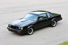 Buick GNX/Grand National -- that one cool uncle in the extremely boring Buick family tree.