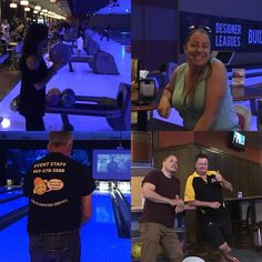 #HamOnt #EscPrj Escarpment Project #teamleader #bowling party #splittsville #hamont