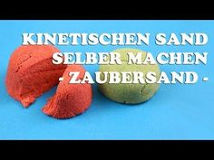 Kinetic Sand - Instructions: make magic sand yourself - Talu.de Source by christelkleinwi Games For Kids, Diy For Kids, Activities For Kids, Crafts For Kids, Sand Crafts, Diy And Crafts, Arts And Crafts, School Art Projects, Projects To Try