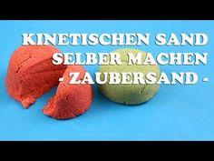 Kinetischer Sand - Anleitung: Zaubersand selber machen - Talu.de