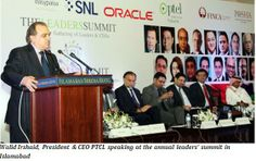 PTCL pledges to drive change through ICT solutions