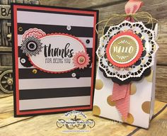 Cheerful Tags Thinlits, Layering Ovals, Paisleys and Posies Bundle, Pop of Paradise, Pop of Pink, Stampin Friends Blog Hop, Stitched Shapes Framelit Dies, Suite Sayings