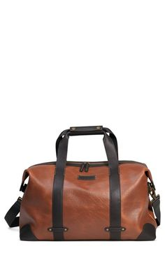 Trask 'Jackson' Leather Duffel Bag available at #Nordstrom