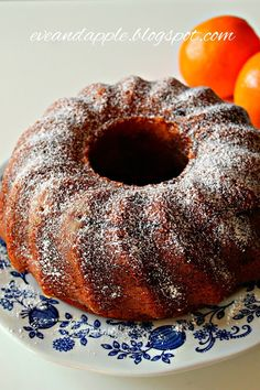 Eve and Apple: Decis narancsos kuglóf Doughnut, Eve, Apple, Food, Apple Fruit, Essen, Meals, Yemek, Apples